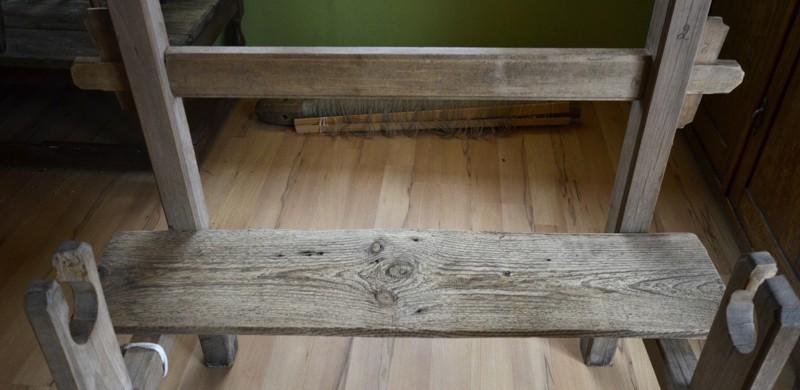 domek tkaczki deska do siedzenia